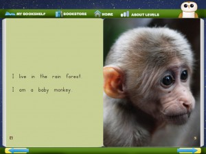 Baby Animals of the Rain Forest for the iPad