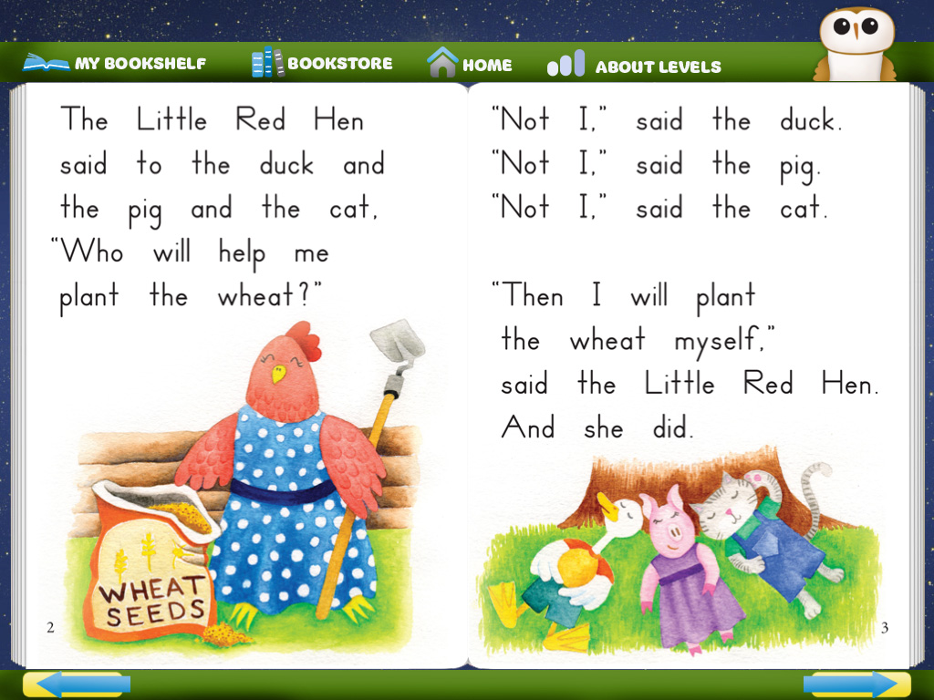 Worksheet The Little Red Hen Story Online the little red hen story online scalien scalien
